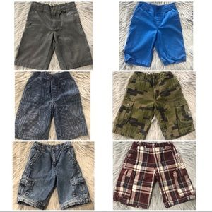 Other - Bundle of 6 pairs of boys shorts
